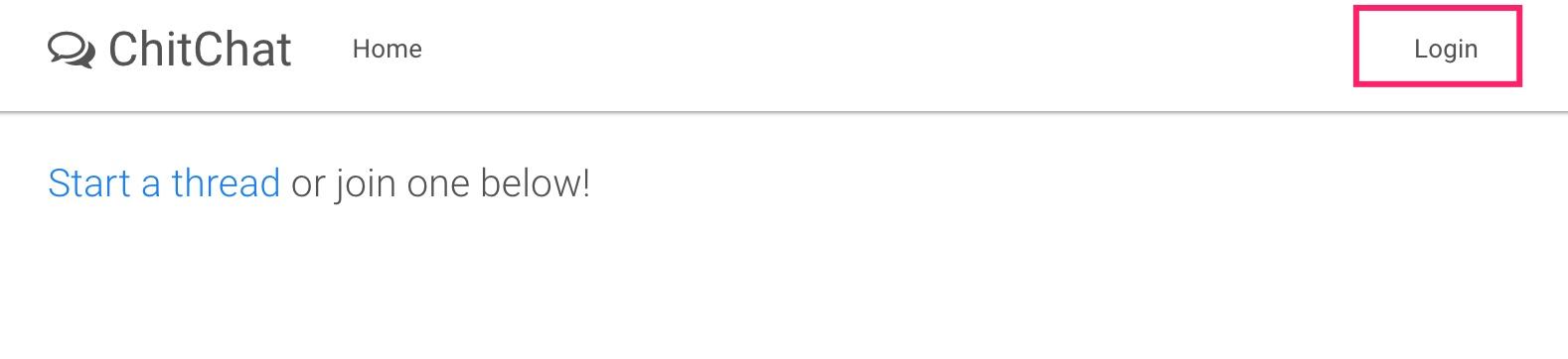 用户未认证首页