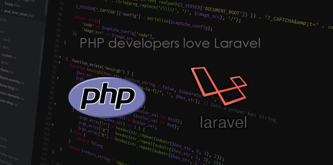 Lphp-developers-love-laravel