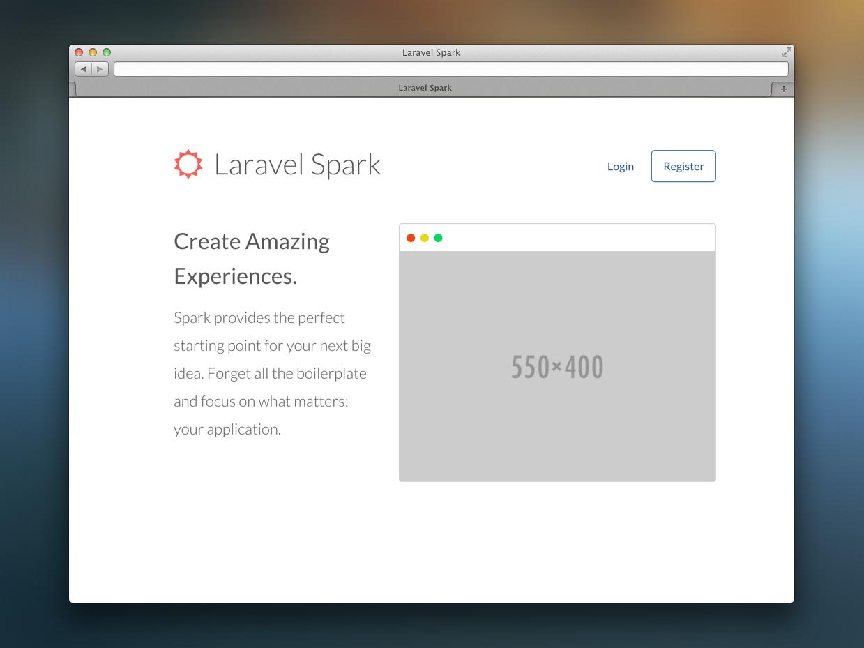 laravel-spark