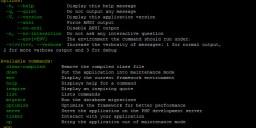 Laravel Artisan命令列表