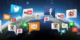 社交媒体登录