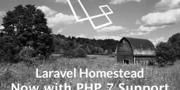 homestead支持php7