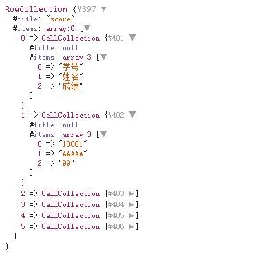 使用Laravel Excel导入文件