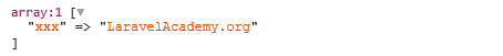 Laravel中Session存取