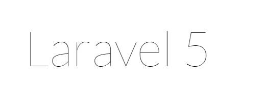 Laravel SAE测试页面