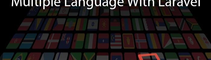 Laravel多语言支持