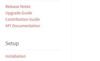 使用Laravel Generator生成HTML导航菜单
