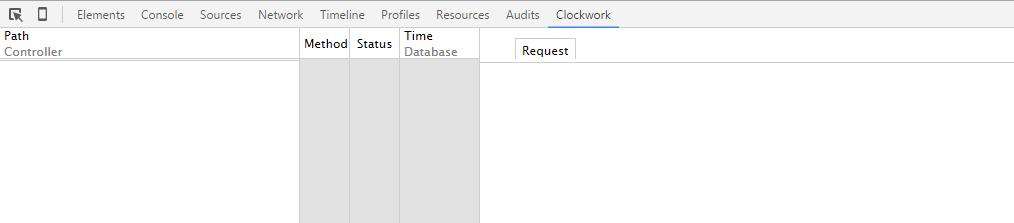 Chrome浏览器Clockwork扩展