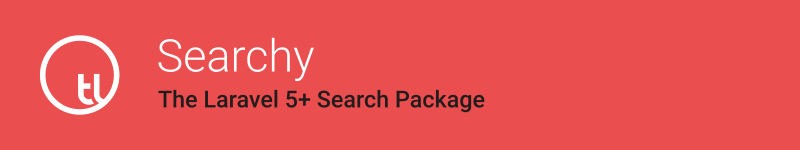 Laravel Searchy