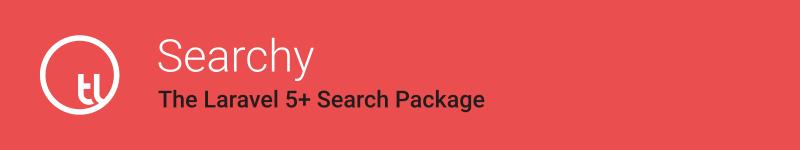 Laravel Searchy