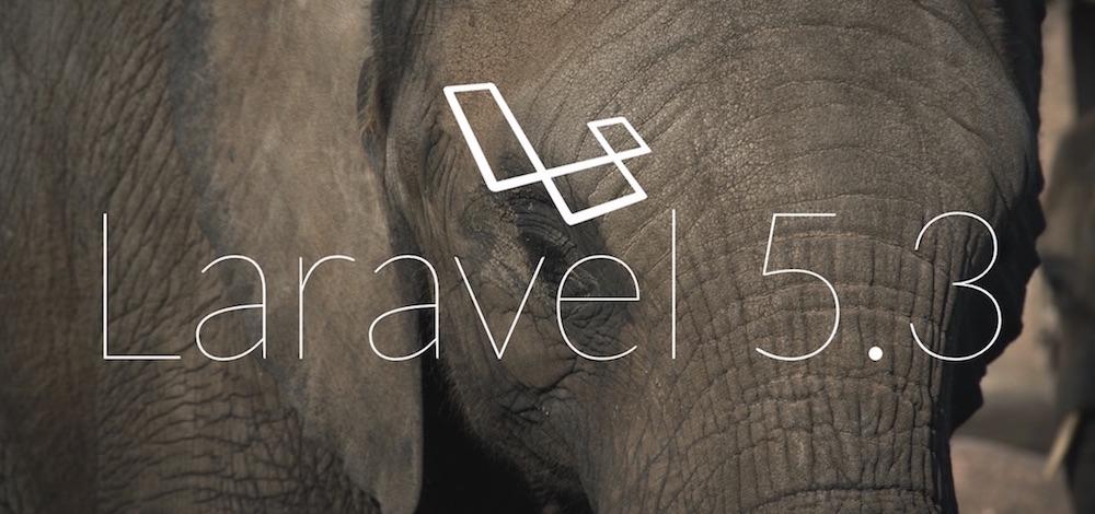 laravel-5-3-new-feature
