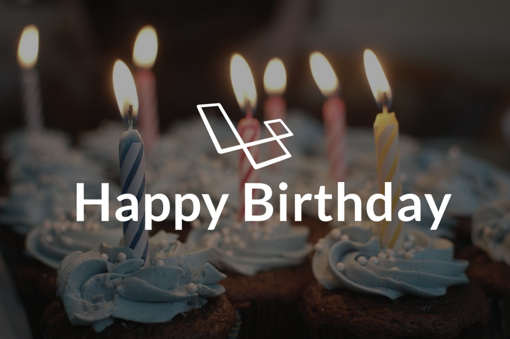laravel-birthday
