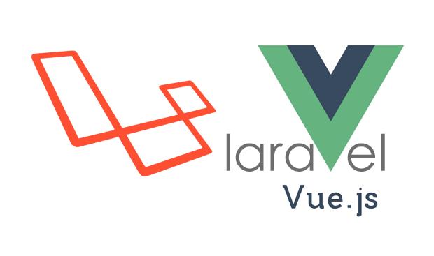 laravel + vue.js