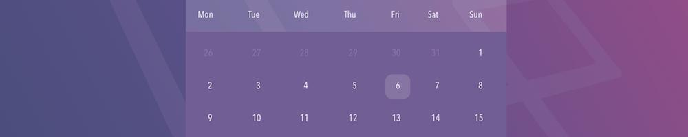 laravel-calendar