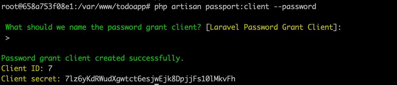 Passport Client